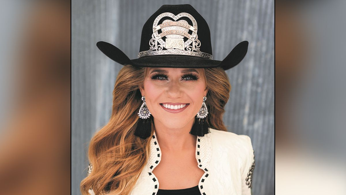 Jordan Tierney of Oral, S.D., was crowned Miss Rodeo America 2020 at the National Finals Rodeo. (photo courtesy Miss Rodeo America)