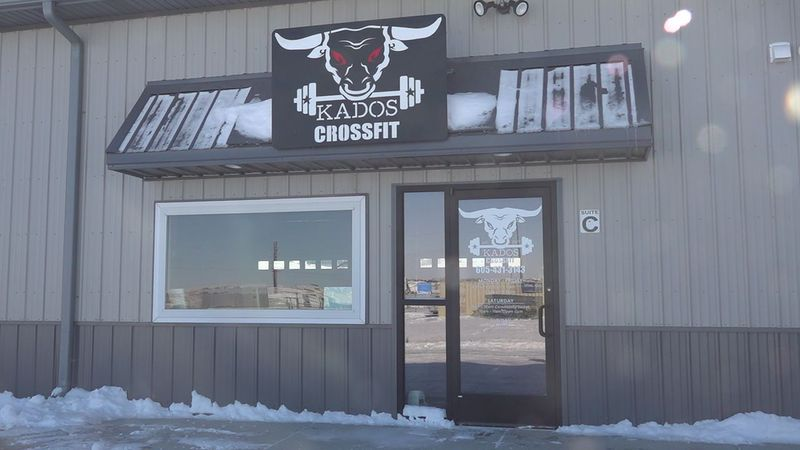 Kados CrossFit put in an HVAC system like those at the Pennington County Jail and Monument...