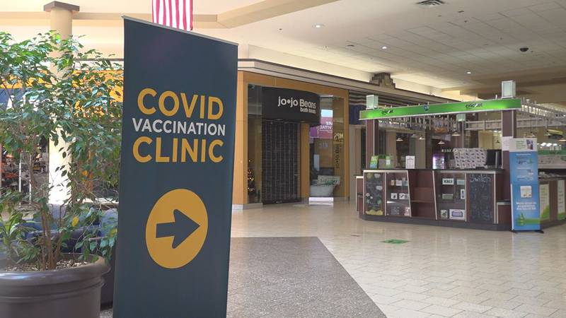 Monument Health has reopened its mass-vaccination clinic to provide COVID-19 vaccines.