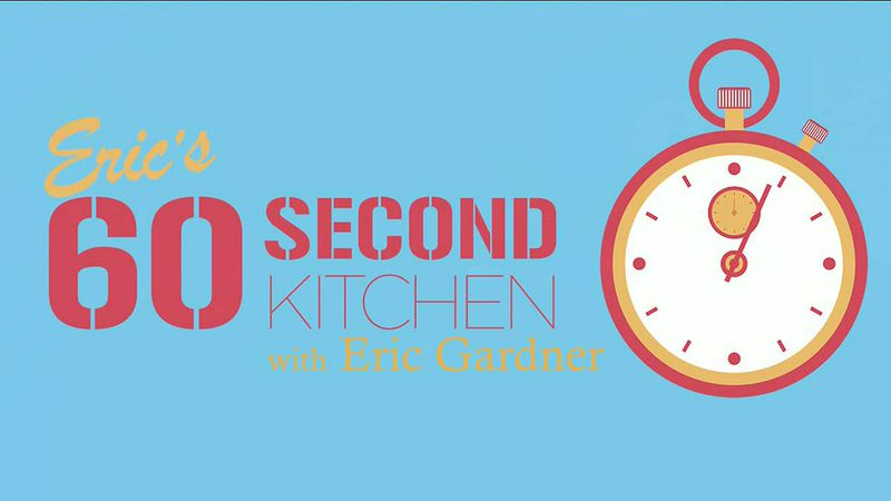 Eric's 60 Second Kitchen - Tea Time