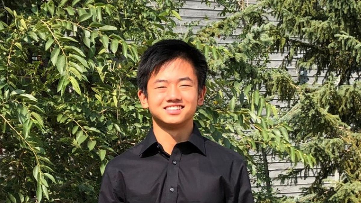 Michael Tang ranks among was chosen as a semifinalist among about 16,000 high school seniors from across the U.S.