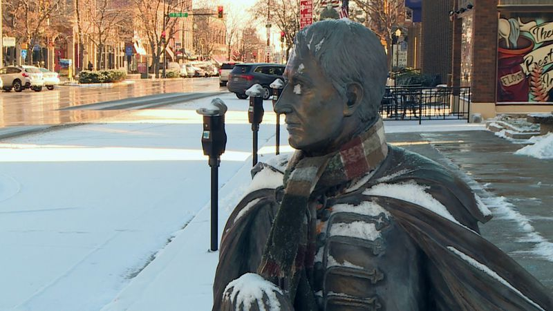 For the sixth year in a row, the City of Rapid City is allowing the public to adorn downtown...