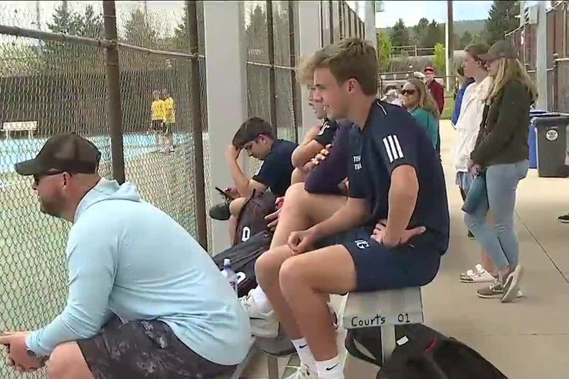 Highlights from the East West Tennis Invite.