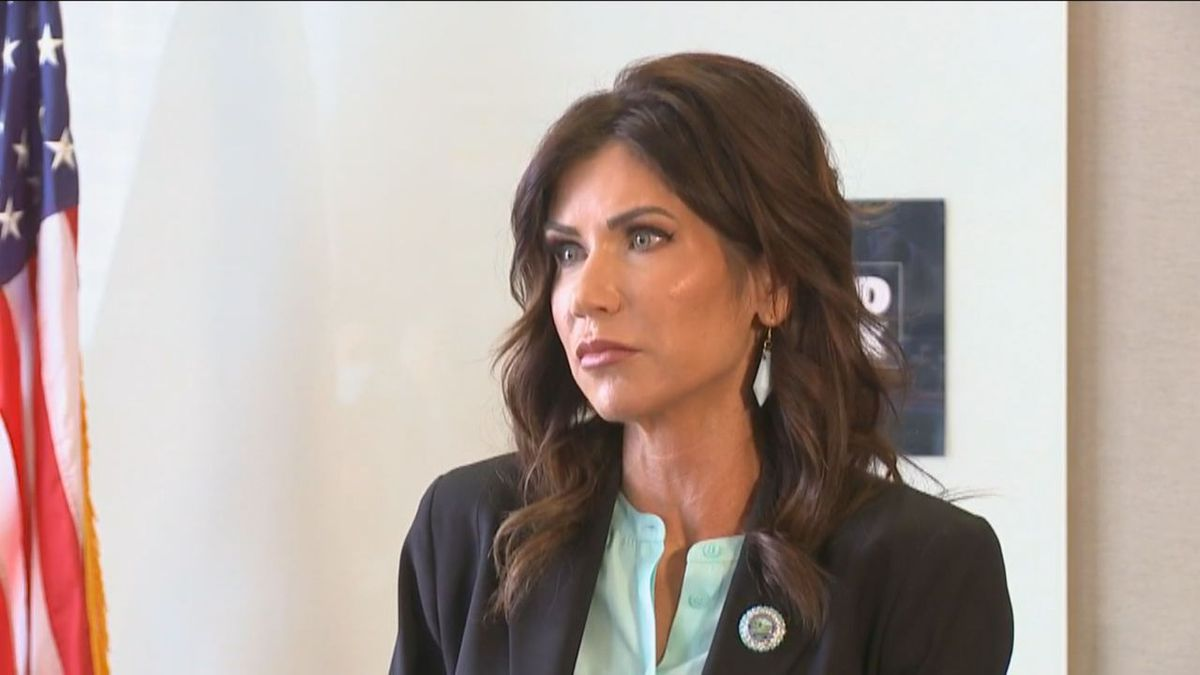 Noem signed two executive orders at the end of last month that aimed to address this issue...