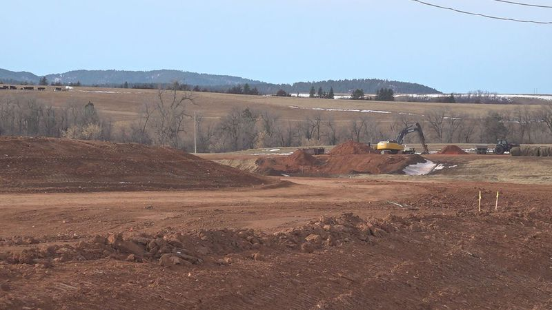 A new development in Spearfish.