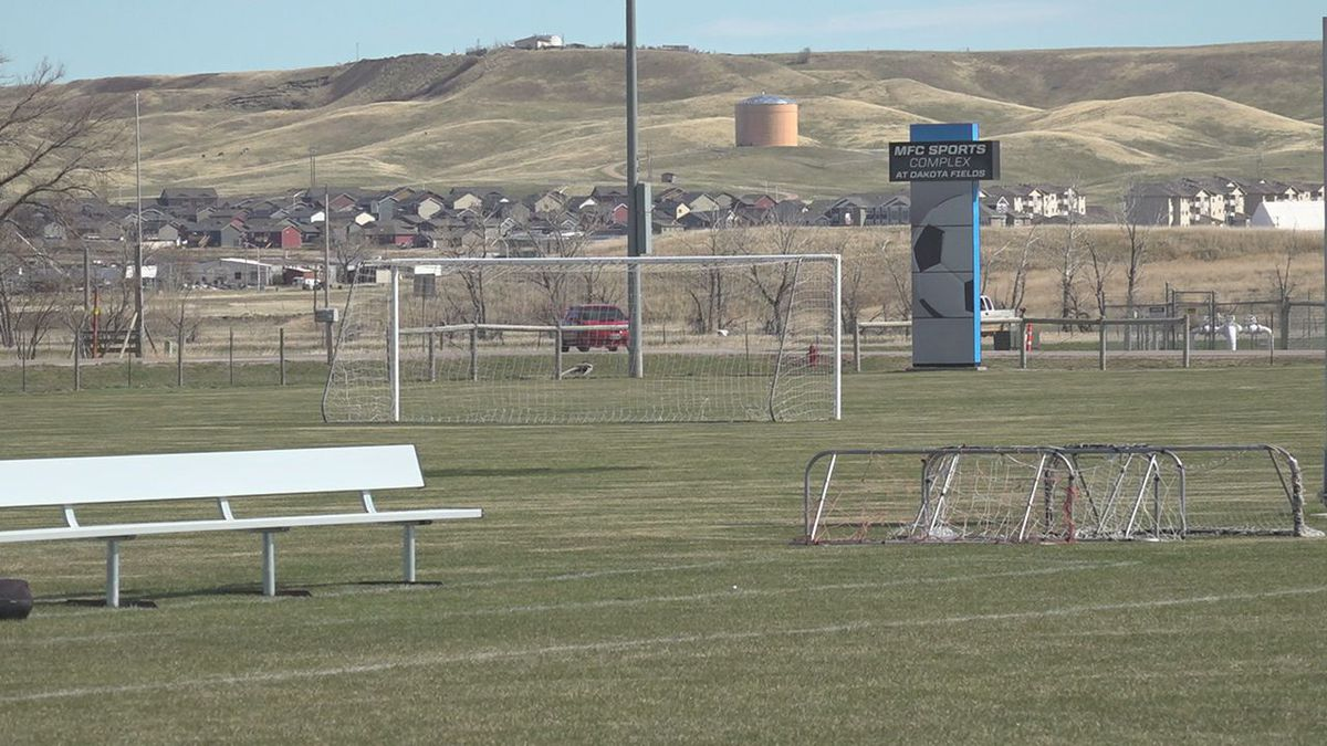 The South Dakota Youth Soccer Association State Championship is scheduled for this weekend at...