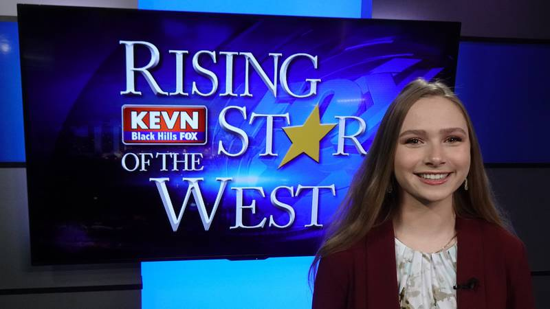 Wyoming Virtual Academy senior is third Rising Star of the West finalist.