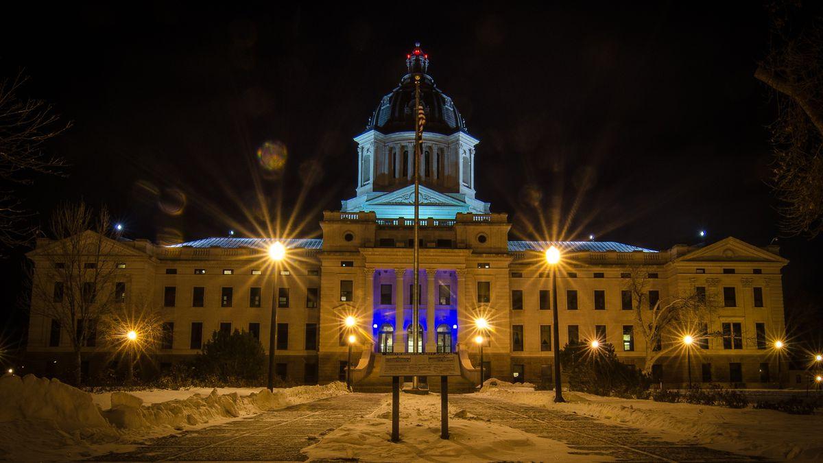 Photo: South Dakota Bureau of Administration
