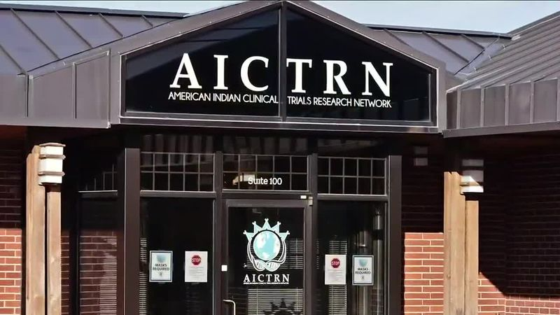 The American Indian Clinical Trial Research Network will start clinical trials on the ACTIV-2...