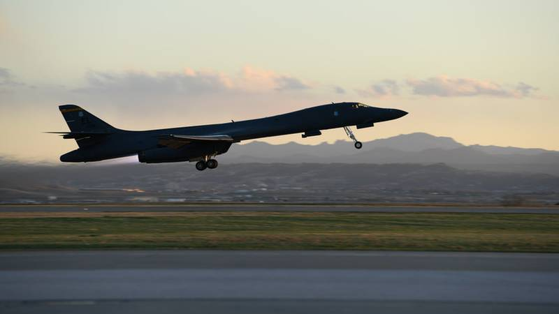 The U.S. Air Force announced today that Ellsworth is the next home of the B-21.
