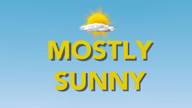 Mostly Sunny KEVN