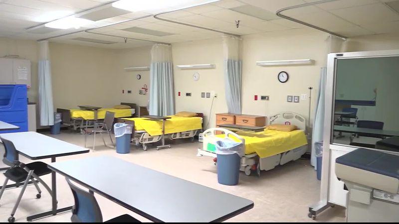 SDSU nursing students will walk into new learning environment