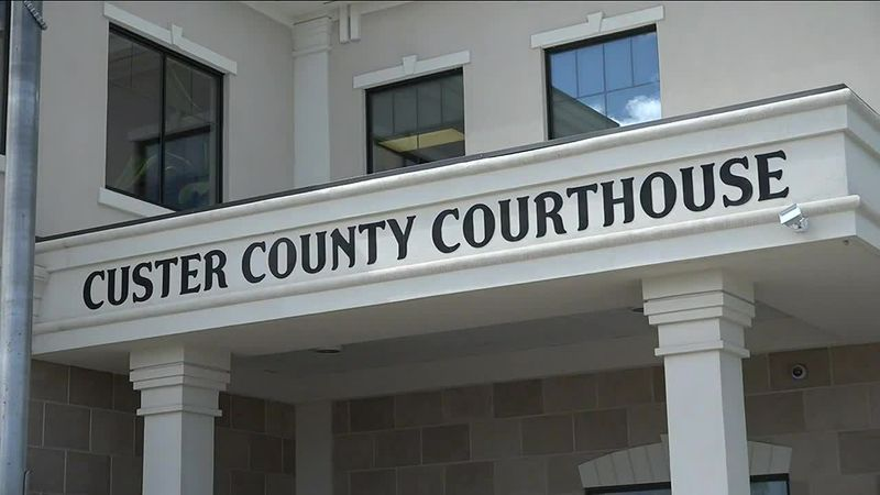 Custer County moves court hearings elsewhere after approval of guns in courthouse
